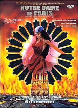 NOTRE DAME DE PARIS (DVD Code2)