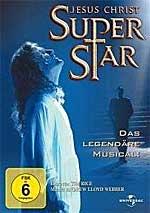 JESUS CHRIST SUPERSTAR (DVD Code2) Stage Prod.