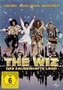 THE WIZ - DAS ZAUBERHAFTE LAND (DVD Code2)