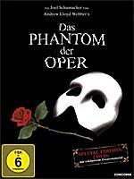 DAS PHANTOM DER OPER (DVD Code2) Special Ed.