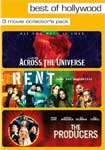Best of Hollywood - 3 Collector's Pack (DVD Code2)