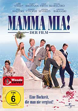 MAMMA MIA - Movie (DVD Code2)