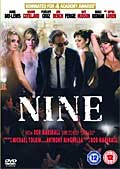 NINE (DVD Code2) engl.