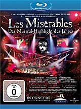 LES MISERABLES 25th Ann. Concert (Blu-Ray)