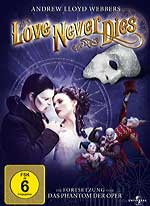 LOVE NEVER DIES (DVD Code2)