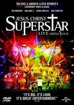 JESUS CHRIST SUPERSTAR (DVD Code2) Live Arena Tour