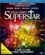 JESUS CHRIST SUPERSTAR (Blu-Ray) Live Arena Tour