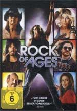 ROCK OF AGES (DVD Code2)
