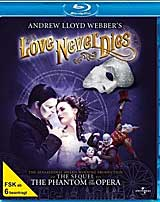 LOVE NEVER DIES (Blu-Ray)