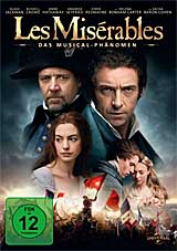 LES MISERABLES - The Movie (DVD Code2)