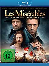 LES MISERABLES - The Movie (Blu-Ray)