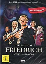 FRIEDRICH (DVD Code0) - Live