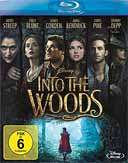 INTO THE WOODS - Movie (Blu-Ray)