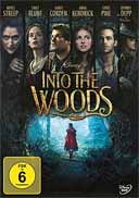 INTO THE WOODS - Movie (DVD Code2)