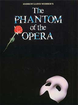 PHANTOM OF THE OPERA Vocal Selections