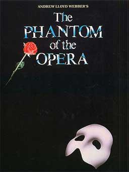 PHANTOM OF THE OPERA Vocal Selections