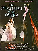 THE PHANTOM OF THE OPERA - Einzelausgabe