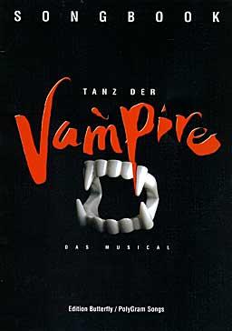 TANZ DER VAMPIRE Songbook