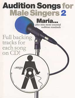 Audition Songs for Male Singers 2 inkl. CD