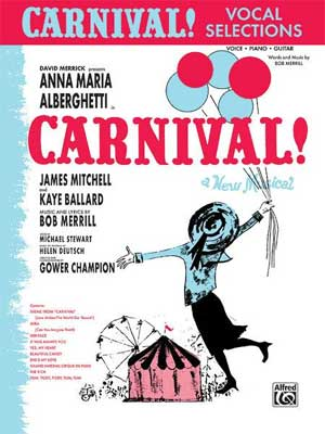 CARNIVAL! Vocal Selections