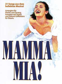 MAMMA MIA Songbook (deutsch)