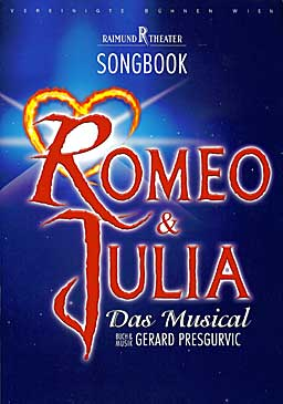ROMEO & JULIA Songbook