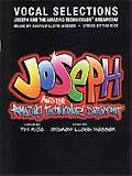 JOSEPH AND THE AMAZING... Vocal Selections - new Ed.