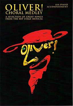 OLIVER! Choral Medley SSA/PF