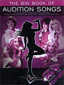 The Big Book of Audition Songs: Female (inkl. 2CDs)