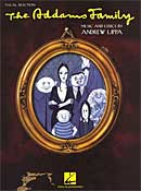THE ADDAMS FAMILY Vocal Selections