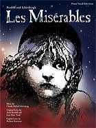 LES MISERABLES Vocal Selections - new Ed.