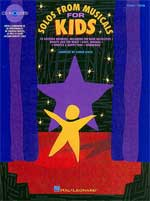 Solos From Musicals For Kids (incl. CD)