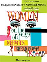 WOMEN ON THE VERGE OF A NERVOUS BREAKDOWN Vocal Sel