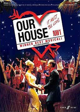OUR HOUSE Vocal Selections
