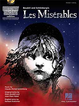 Broadway Singer's Edition: LES MISERABLES