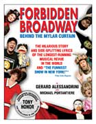 FORBIDDEN BROADWAY - Behind The Mylar Curtain