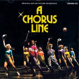 A CHORUS LINE (1985 Orig. Soundtrack) - CD
