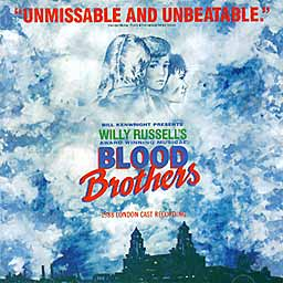 BLOOD BROTHERS (1988 London Cast Recording) - CD
