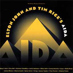 AIDA (1999 Studio Concept Album) - CD