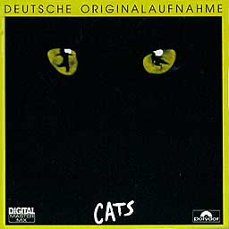 CATS (1983 Orig. Wien Cast) - CD