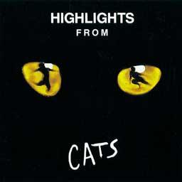CATS (1981 Orig. London Cast) Highl. - CD