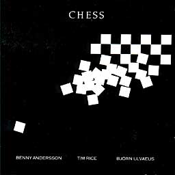 CHESS (1984 Orig. Studio Cast) - 2CD
