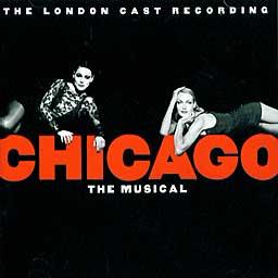 CHICAGO (1998 London Cast Recording) - CD