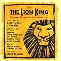 LION KING (1998 Orig. Broadway Cast) - CD
