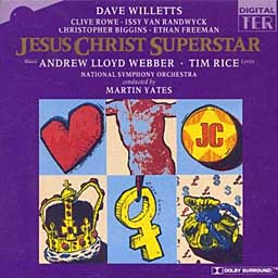 JESUS CHRIST SUPERSTAR (1994 Studio Cast) Compl. - 2CD