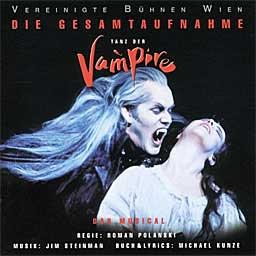 TANZ DER VAMPIRE (1998 Wien Cast) Compl. - 2CD