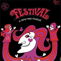 FESTIVAL (1979 Orig. Cast Recording) - CD