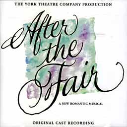AFTER THE FAIR (1999 Orig. Cast Recording) - CD