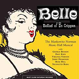 BELLE (1961 Orig. London Cast) - CD