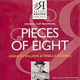PIECES OF EIGHT (1959 Orig. Cast Recording) - CD